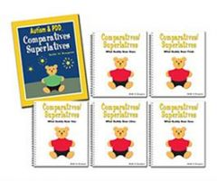 Autism & PDD Comparatives/Superlatives 5-Book Set