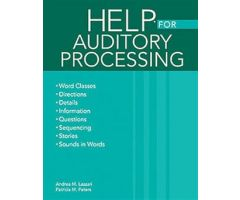 Handbook of Exercises for Language Processing HELP for Auditory Processing