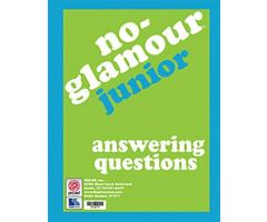No-Glamour Junior Answering Questions