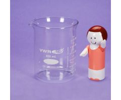 Glass Beaker, 400mL