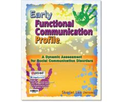 Early Functional Communication Profile (EFCP)