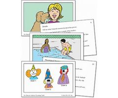 No-Glamour Auditory Processing Cards