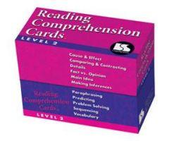 Reading Comprehension Cards Level 2