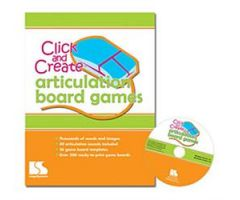 Click and Create Articulation Board Games
