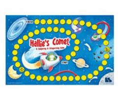 Hallie's Comet: A Comparing and Categorizing Game