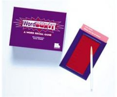 WordBURST A Word Recall Game