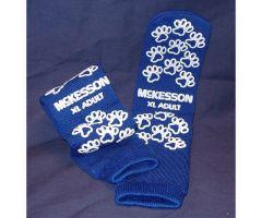 McKesson 40-3816 Medi-Pak Performance Slipper Socks-48/Case