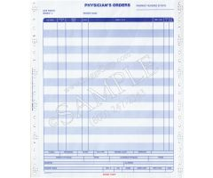 Continuex Corp Software-Physicians Orders Form