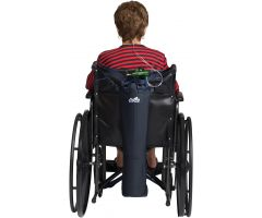 AirLift Carrier for D/E Cylinders, Attaches to Wheelchair/Scooter