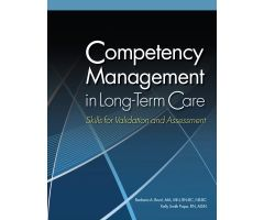 Competency Management in Long-Term Care