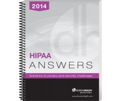 2014 HIPAA Answers