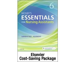 Mosby's Essentials for Nursing Assistants Text & Workbook Set, 6th Edition