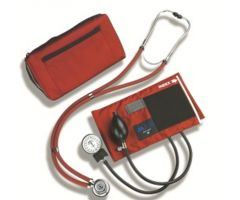 Aneroid Sphygmomanometer Combo Kit Pocket Style Hand Held Adult Size