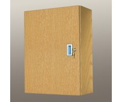 Utility Cabinet with Lock, 18 Inch - 5130CB