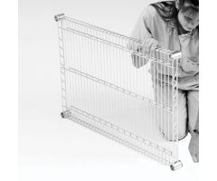 Heavy-Duty Flat Shelf for Shelving Unit