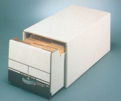 File Folder Storage Box - Stor-Drawer Steel Plus System