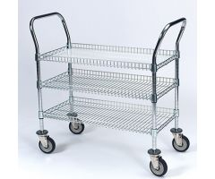 Heavy Duty Cart  3 Shelf