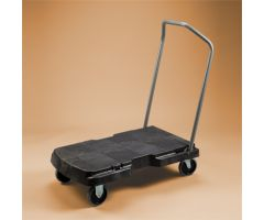 Heavy-Duty Triple Trolley Cart
