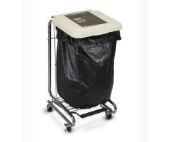 Trash Bag Institutional 55 gal. Brown LLDPE 0.80 Mil. 43 X 47 Inch Flat Pack