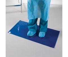 Tacky Mats , 45-1/2 x 24, Blue