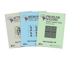 Cognitive Retraining Workbooks