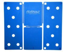 FlipFold - Shirt Folding Board Adult Blue