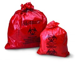 Medical Action Biohazard Waste Disposal Bags