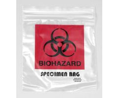 Specimen Transport Zip Closure Bags 61-1490