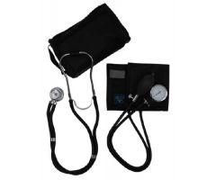 Aneroid Sphygmomanometer Combo Kit Pocket Style Hand Held 629094EA