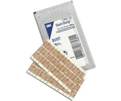 Blend Tone Skin Closure Strip, Tan, Adhesive 12mm x 100mm