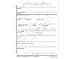 Evaluation for Bowel and Bladder Training Form