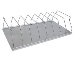 Porta-Cart Chart Caddy Carrier, 8 Capacity