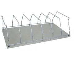 Porta-Cart Chart Caddy Carrier, 6 Capacity