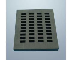 Foam Sealing Tray for Condensed Blisters