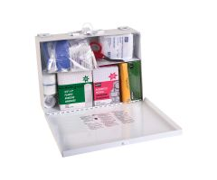 DMI Basic First Aid Kit with Metal Case
