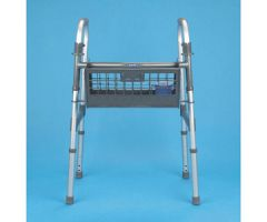 Ableware Assembled No-Wire Walker Basket by Maddak