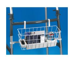 Ableware Deluxe Wire Walker Basket with Stabilizing Bars