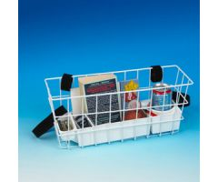 Ableware Economy Walker Basket with Hook-and-Loop-2/Bag
