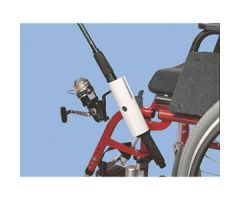 Ableware Fishing Pole Holder for Wheelchairs