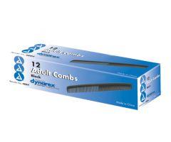 "Combs Plastic 9"" Box/12"