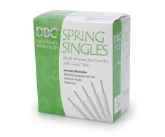 DBC Spring Singles Needles - 0.16 x 15 mm