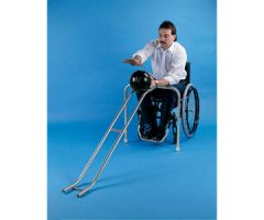 "Ableware Bowling Ramp 58"" Long by Maddak"