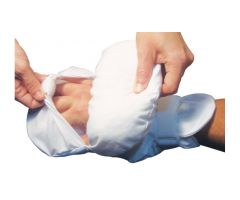 AliMed  Padded Easy-View Protective Mitts