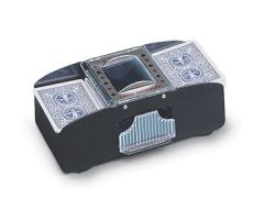 Ableware Battery Powered Card Shuffler by Maddak