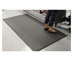 ERGOMAT Basic Ergonomic Bubble Mat and Smooth Bubble Mat