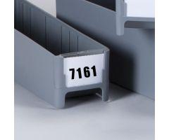 Bin Labels for Unit Dose Bin