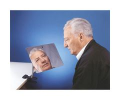 Ableware Clamp-On-Adjustable Mirror