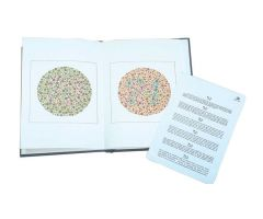 Ishihara Color-Blindness Test