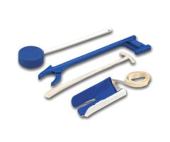 Ableware Bend Aids Standard Hip Kit by Maddak