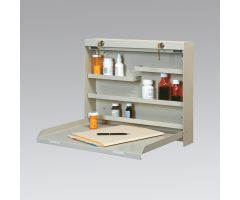 Drug Storage Wall Desk